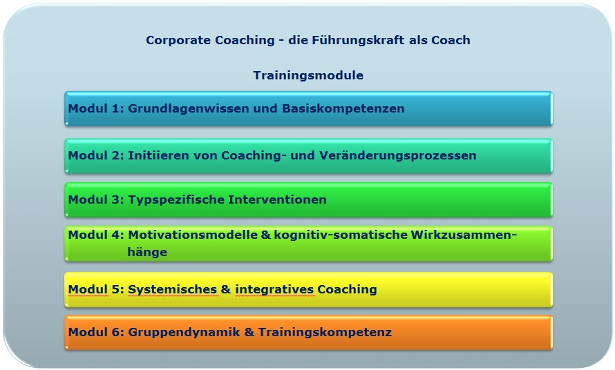 Module Corporate Coaching